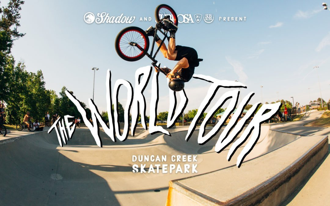 The Shadow Conspiracy and Subrosa Brand World Tour: Atlanta 2018