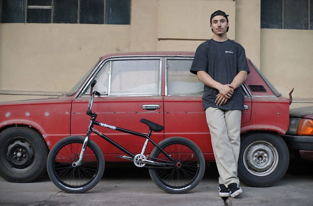 Miguel Smiley: Welcome to the Family and Bike Check