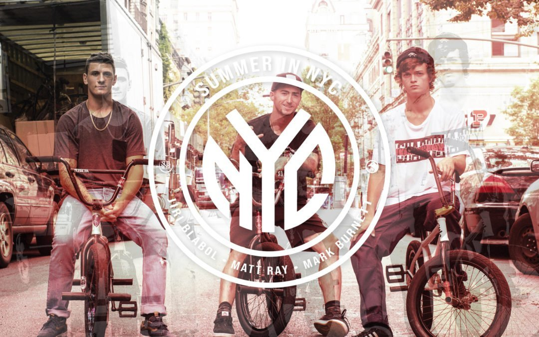 """Subrosa Brand and The Shadow Conspiracy Present: """"Summer in NYC"""""""