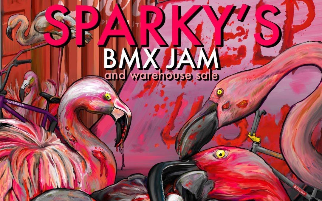 Sparkys Jam 2018