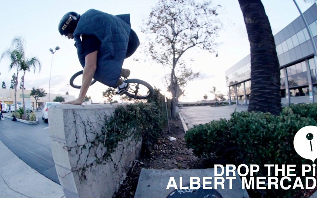 """Drop The Pin"" Featuring Albert Mercado"
