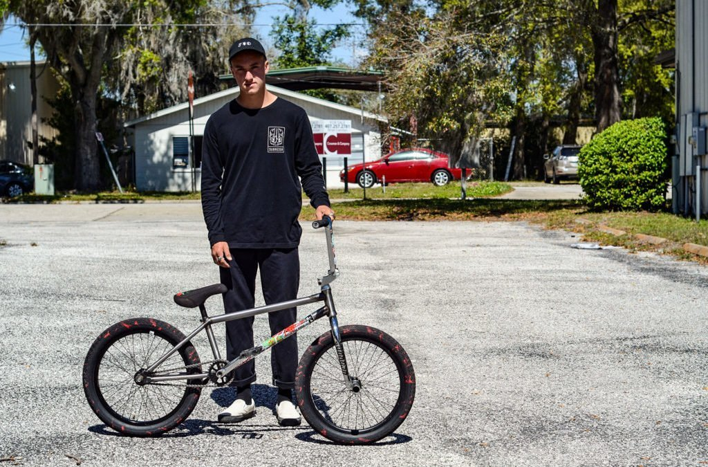Jabe Jones Bike Check via Subrosa Brand