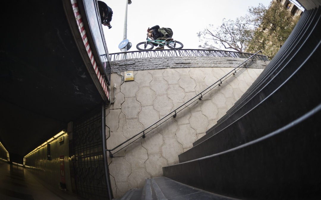 A Nearly Vacation Video ft. Joris Coulomb Via DIG BMX