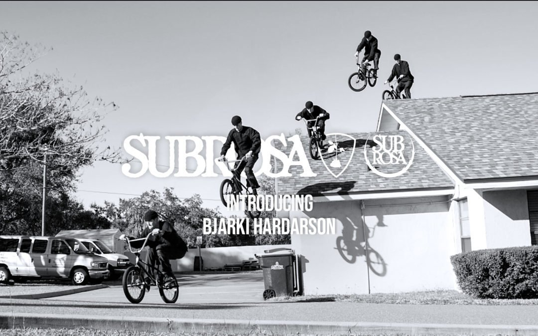 Bjarki Hardarson – Welcome to Subrosa