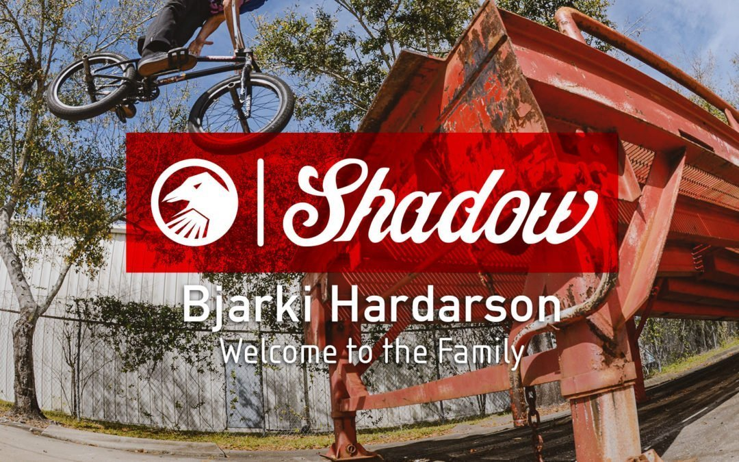 Bjarki Hardarson – Welcome to the Family