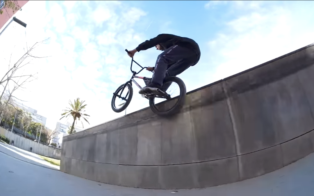 Simone Barraco – X Games RealBMX Video. Watch and Vote!