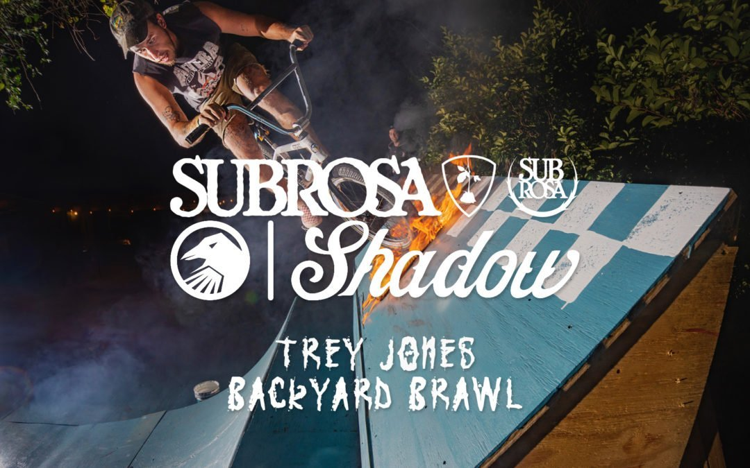 Trey Jones – Backyard Brawl Video