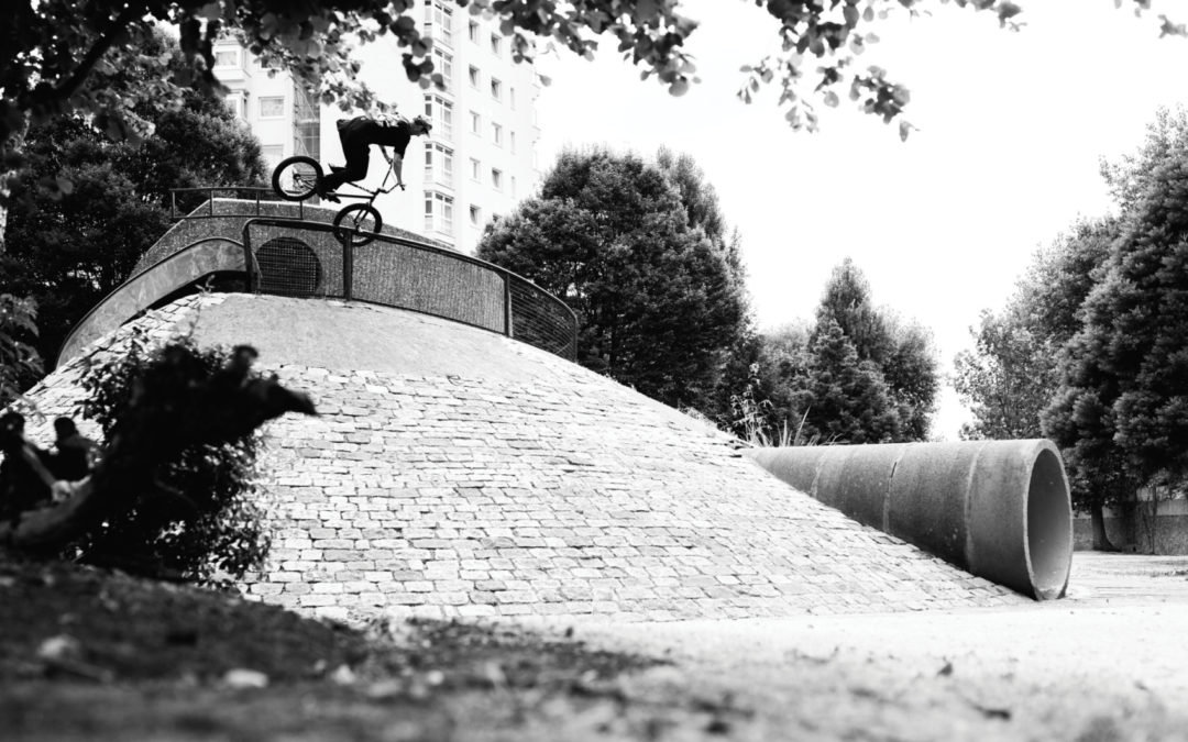 Ollie Shields: Street Stories via DIG BMX