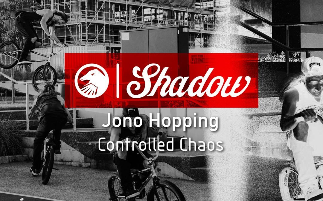 "Jono Hopping – ""Controlled Chaos"""