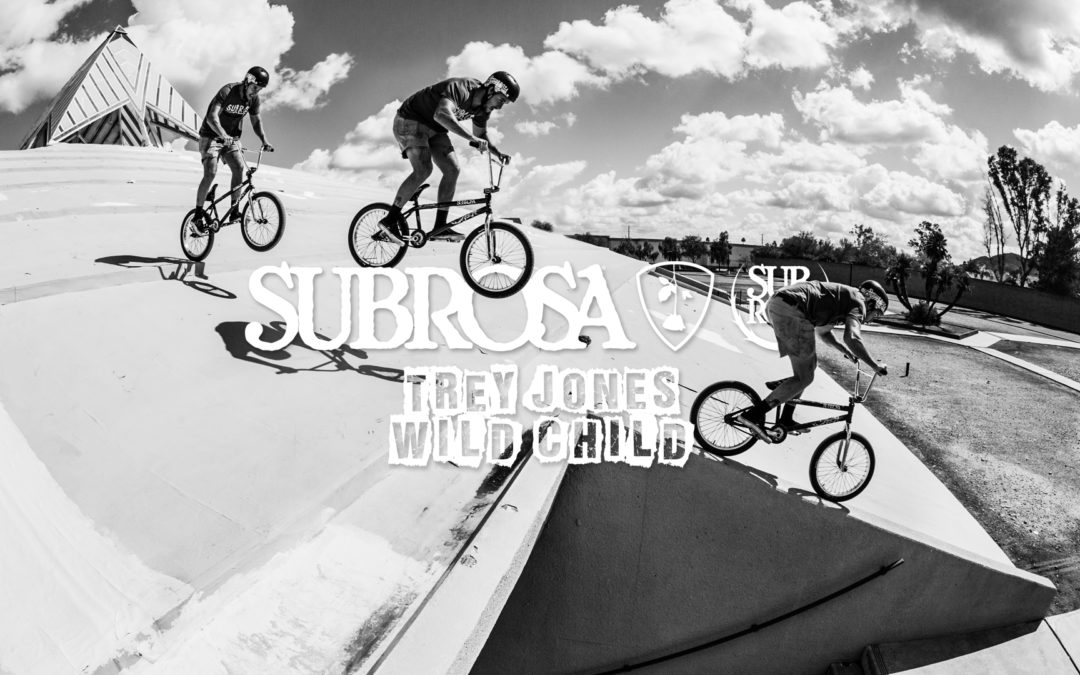 Trey Jones and Subrosa Brand, Wild Child Video