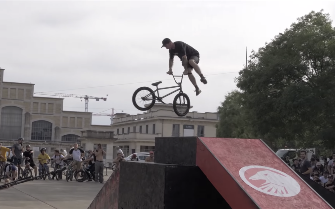 Street Station 2019 Video Via DIGBMX