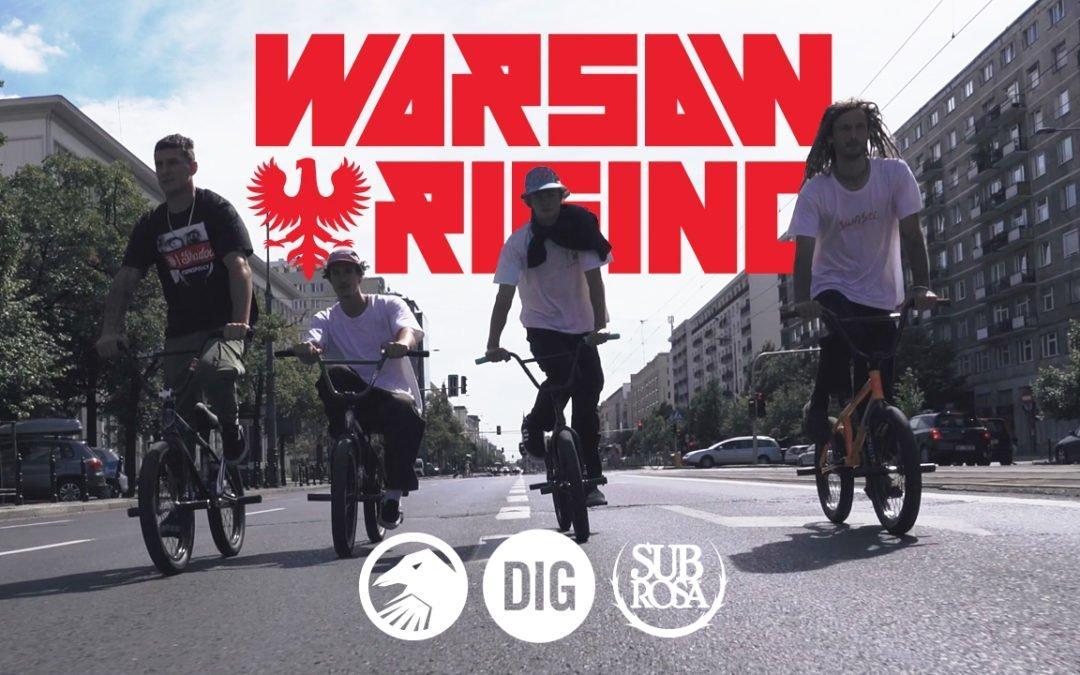 Shadow X Subrosa X DIG – WARSAW RISING