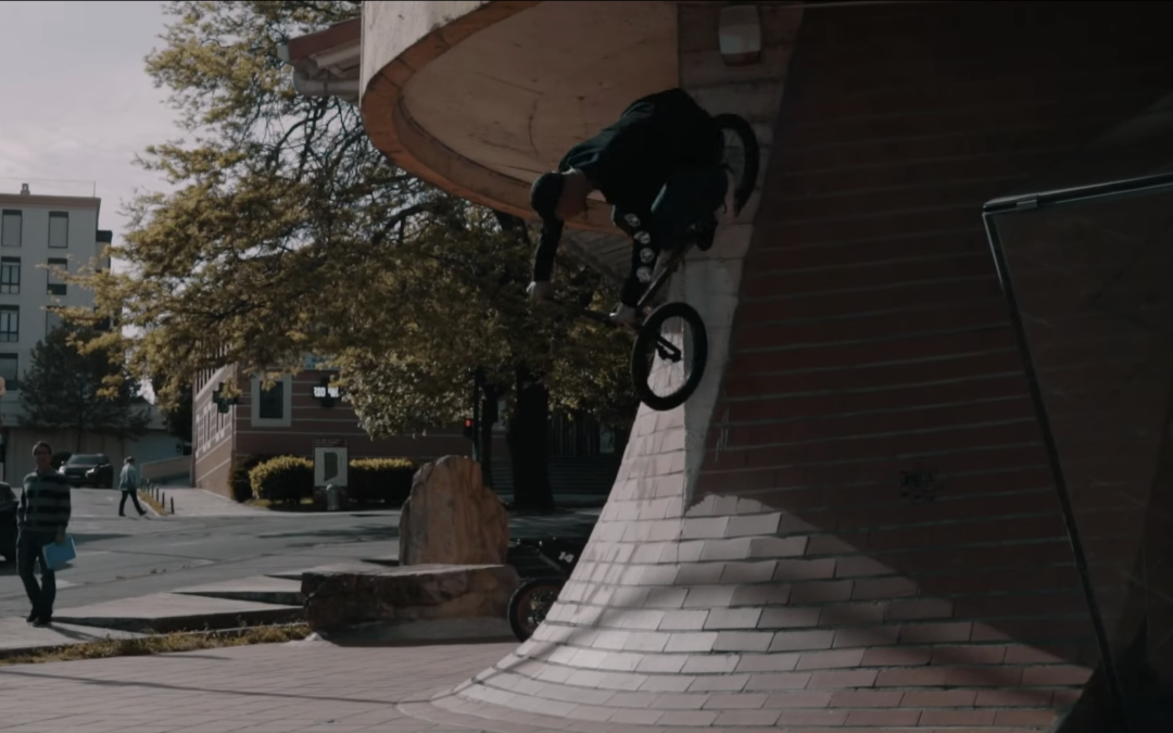 "Nico Badet – Marie Jade, ""No Future"" Part"