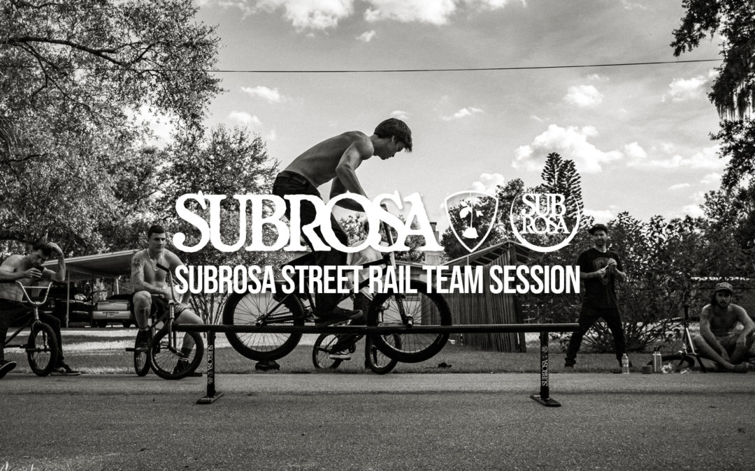 Subrosa Street Rail Session