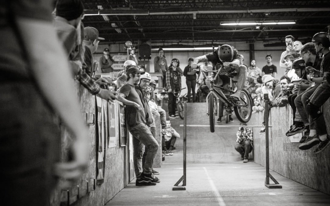 "Winter Welcome Jam – ""In the Cut"" Via DIG BMX"