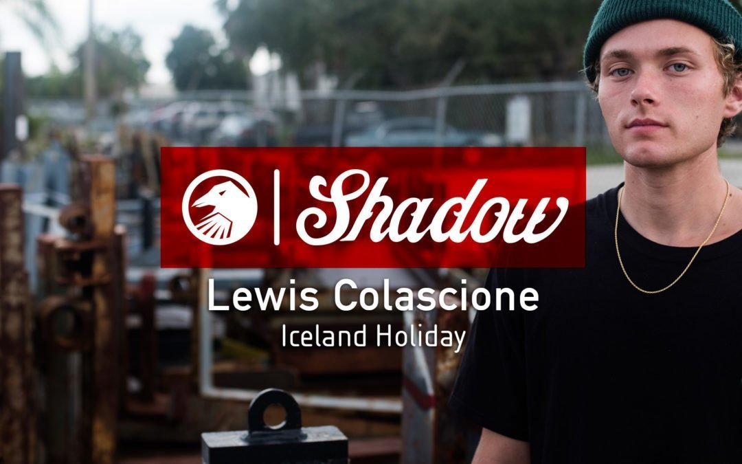 "Lewis Colascione – ""Iceland Holiday"" Edit"