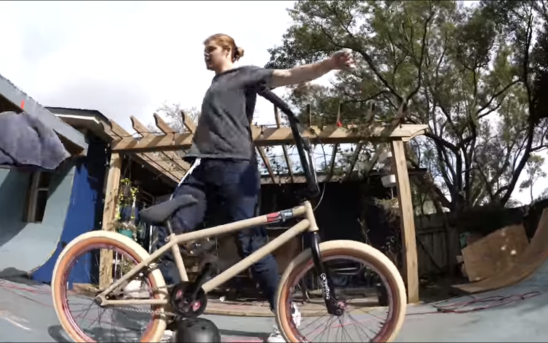 Big Boy's New Bike via The Scotty Cranmer Channel