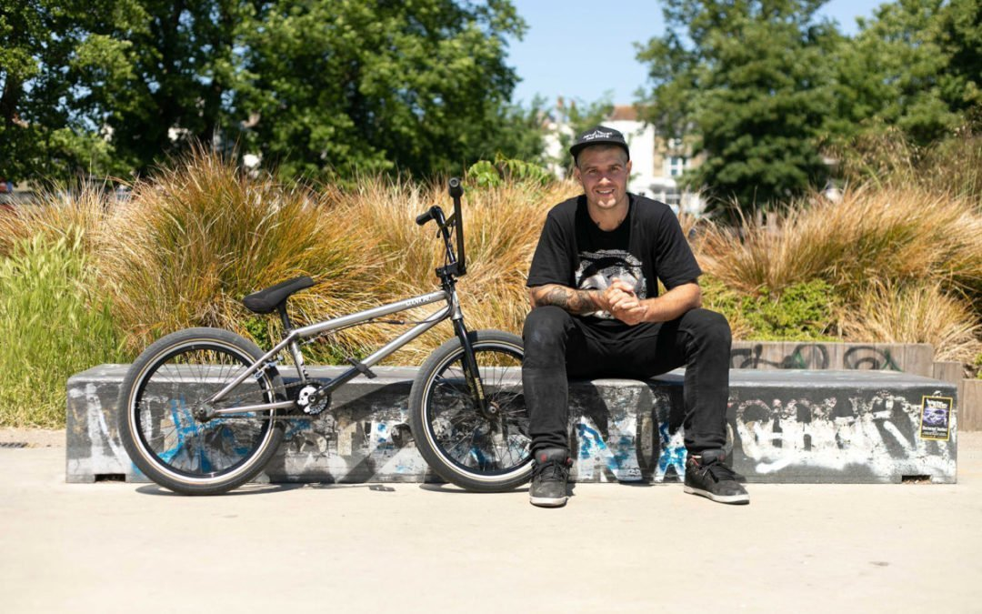 Isaac Lesser – Bike Check Via DIGBMX